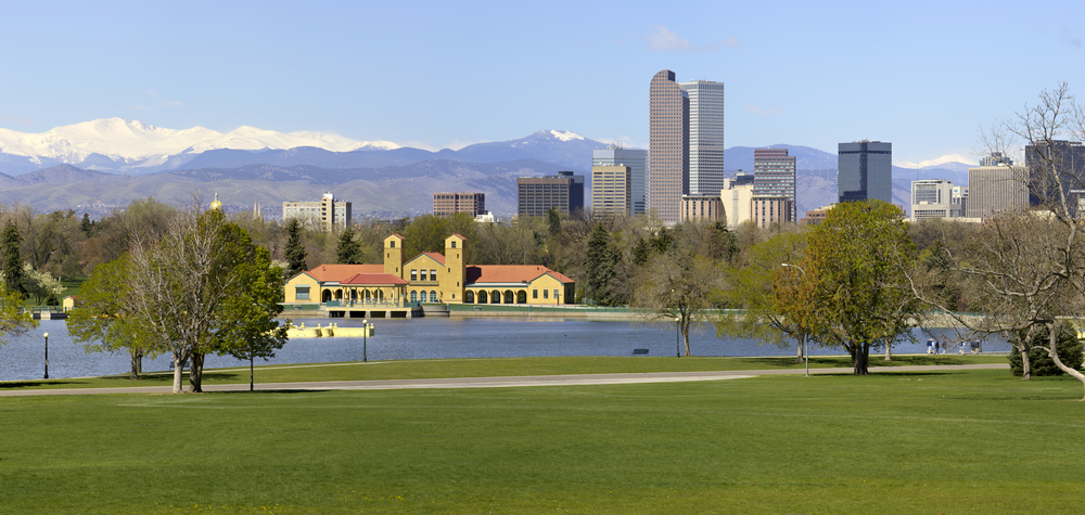 City Park and Denver fitness centers