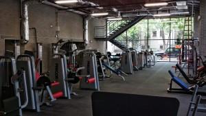Uptown Gym location in Denver, Colorado