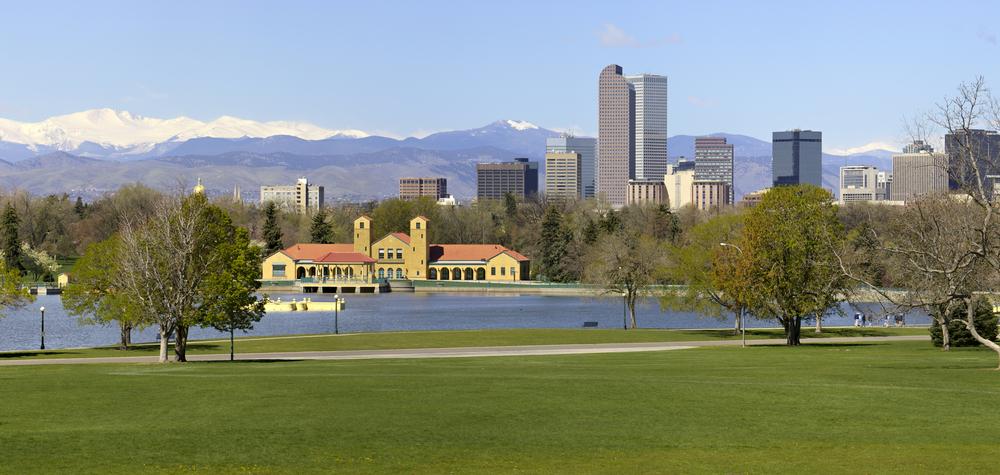 City Park and Denver fitness centers
