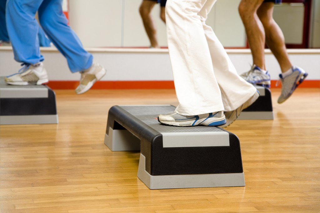 Group fitness is a core focus of KoruCenter.